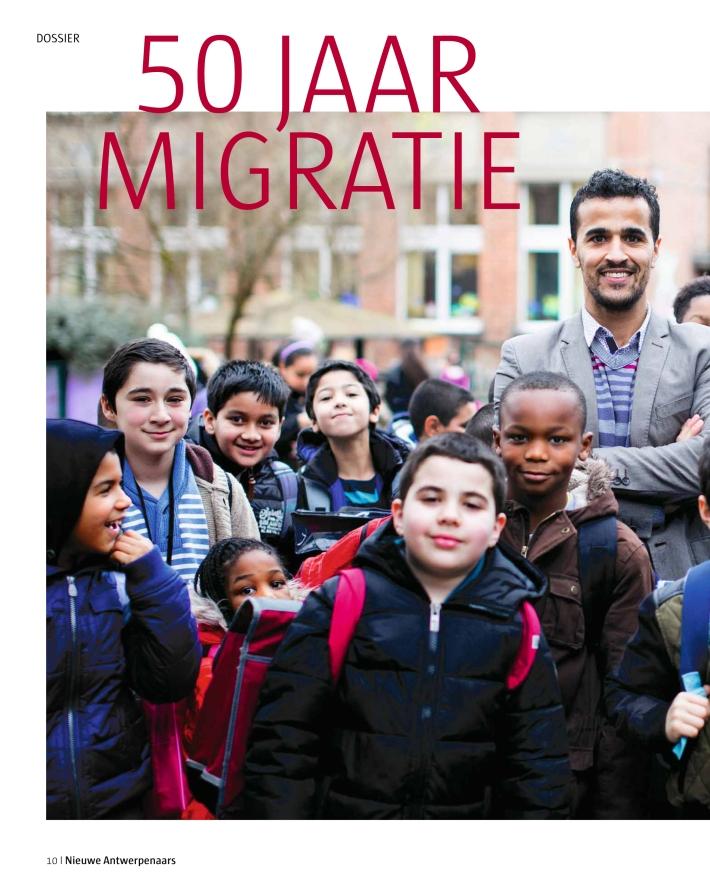 50 jaar migratie Maria Groot 10